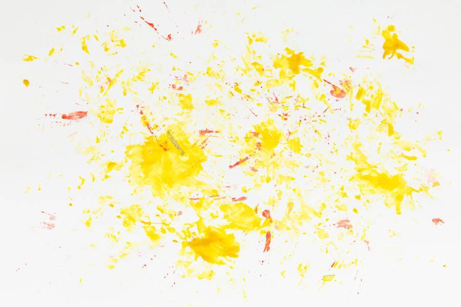 Yellow Scraps free texture
