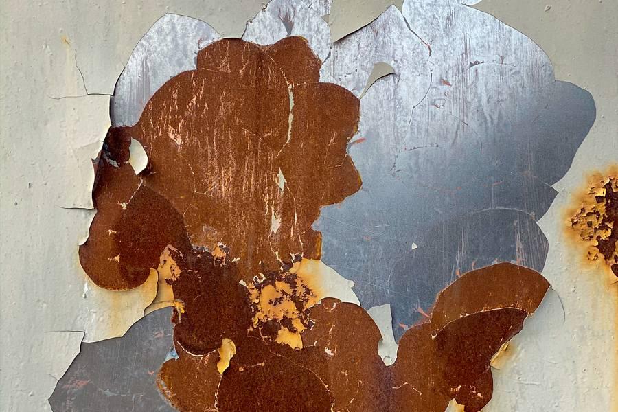 Rusty Peeling Abstract free texture