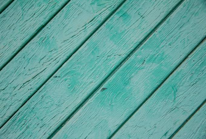 free Wood Painted in Aquamarine texture
