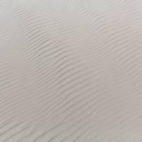 Wrinkled Sand on the Beach
