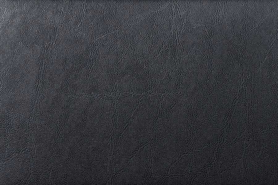 Black Leather Fabric Texture Black Leather Material...