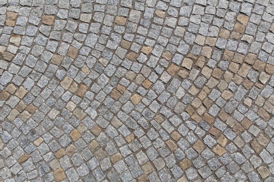cobblestone pavement sidewalk free texture