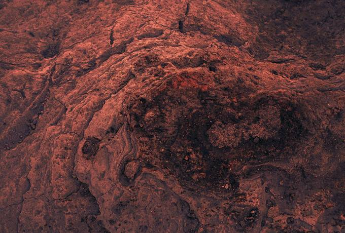 free Volcanic Brown Rock texture