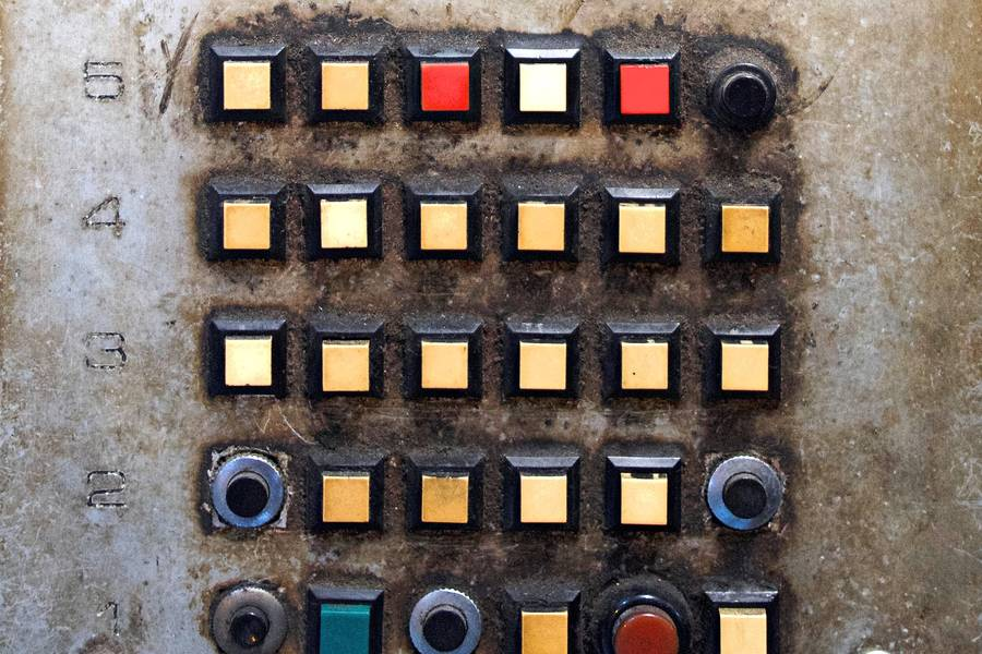 Retro Buttons free texture