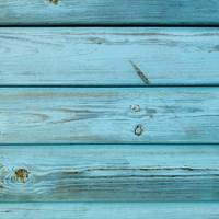 Blue Planks Board