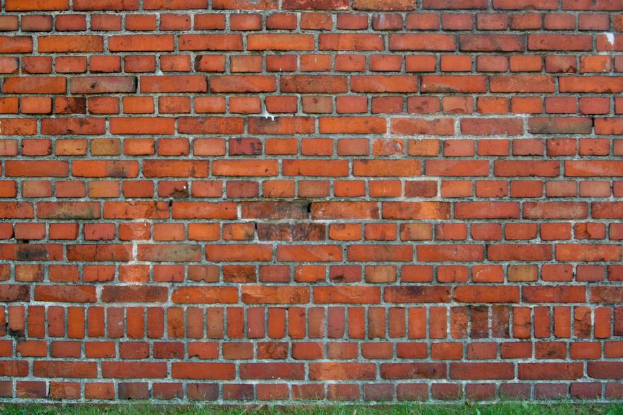 brick wall revetment free texture