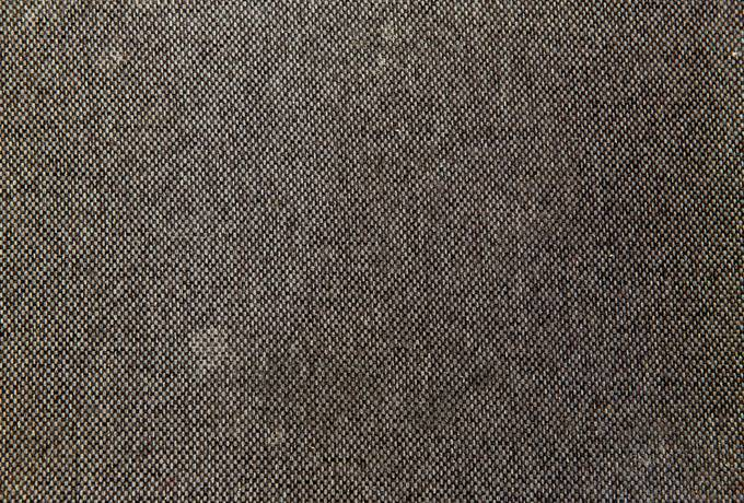 Stained Gray Fabric
