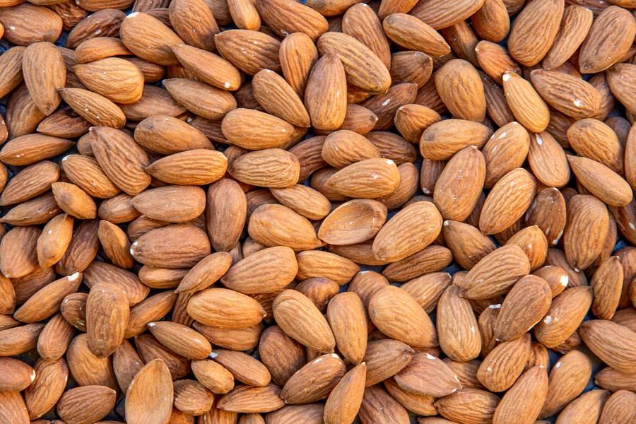 Almonds free texture