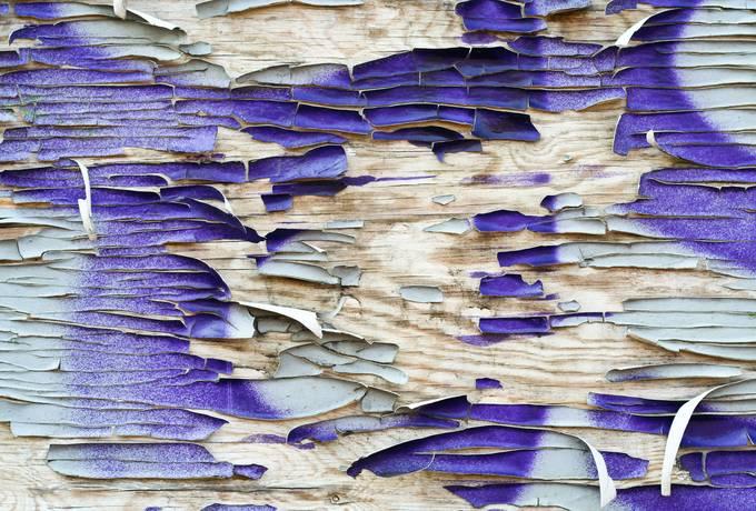 peeling weathered grunge
