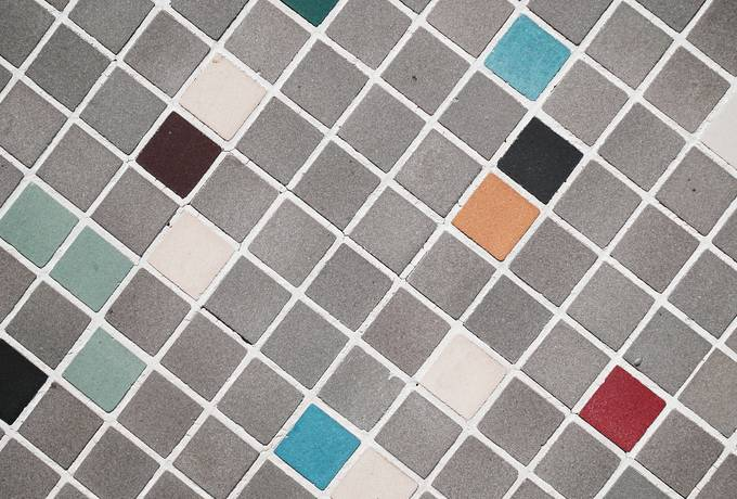 free Gray Tiles Squares Pattern texture