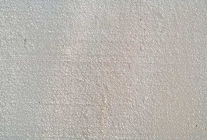styrofoam polystyrene white