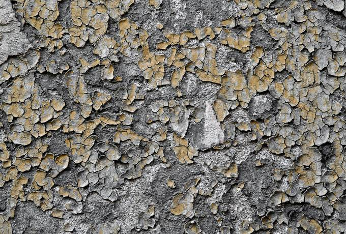 free cracked peeling roughcast texture