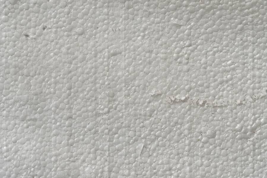 styrofoam white plastic free texture