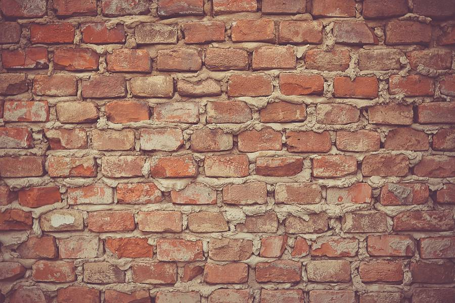 Red Brick Wall Background free texture