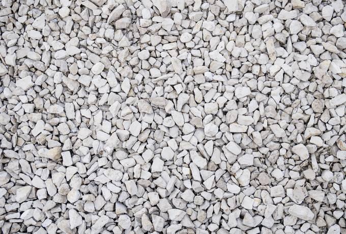 free White Gravel texture