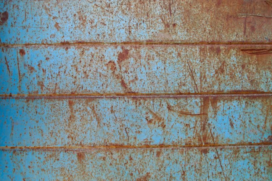 blue metal grunge free texture