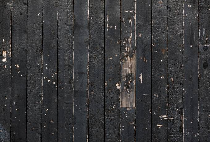 free Burnt Wooden Plank texture