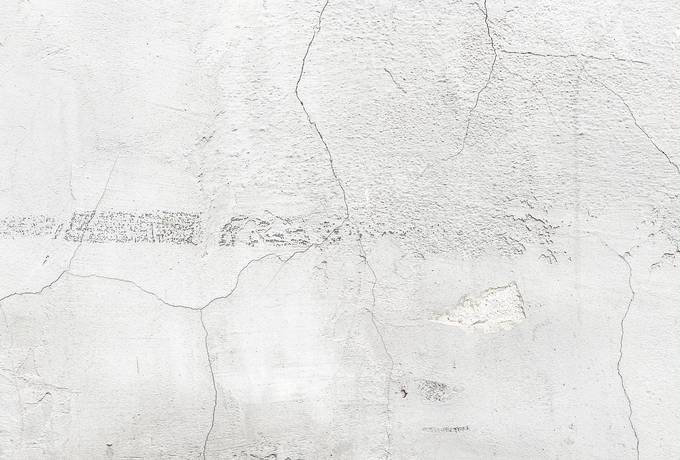free Cracks on the White Wall texture
